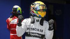 Grand Prix de Hongrie 2013 :  Victoire Lewis Hamilton