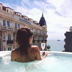 Student Tour to Cannes, French Riviera and Monaco, France Oh The Places You'll Go, Places To Travel, Travel Destinations, Relax, Carlton Cannes, Carlton Hotel, Adventure Is Out There, Belle Photo, Luxury Travel