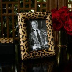 Ralph Lauren Home Natasha Leopard-Print Frame Animal Print Decor, Animal Print Fashion, Animal Prints, Cheetah Print, Leopard Prints, Leopard Decor, Cheetah Animal, Leopard Spots, Ralph Lauren
