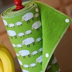 Custom Tree Saver Towels Reusable EcoFriendly by mamamade