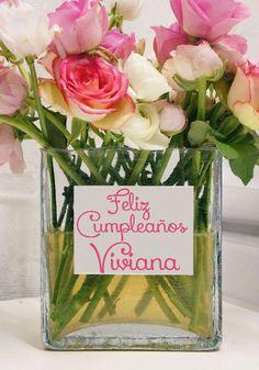 Feliz Cumpleaños, Viviana
