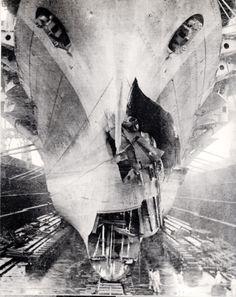 """fujisan-ni-noboru-hinode: """"damage to IJN Junyo's hull """""""