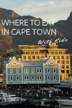 Cape Town has some amazing eateries, even with kids in tow! Read on for our…