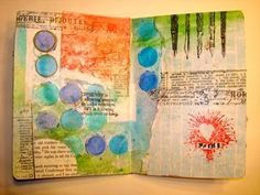 Techniques & media  - the Faber-Castell blog  #journal