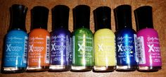 Sally Hansen Xtreme Wear Nail Polish - This is my go-to brand. Great price, great colors, lasting shine.