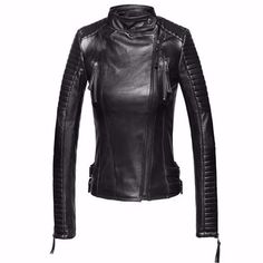 The Cat Lady Leather Jacket