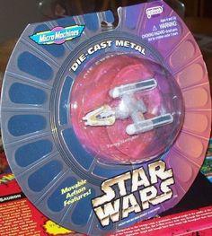 Micro Machines Die Cast Metal Star Wars Y-wing Starfighter by Galoob. $13.19. Micro Machines Die Cast Metal Star Wars Y-wing Starfighter.. Micro Machines Die Cast Metal Star Wars Y-wing Starfighter 1996