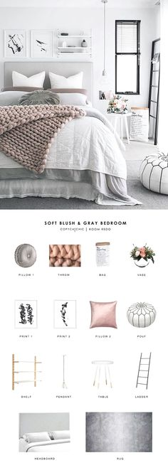 Bedroom decor. You will be taken aback, the majority of people do not put a great deal of effort and hard work into furnishing their houses very well. Well, possibly that or they just don't learn how to.
