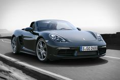 Continuing a legacy that dates back to the race-winning 718's of the '50s and '60s, the 2017 Porsche 718 Boxster earns its title by adopting flat four-cylinder engines, just like its namesake. The standard model has a 2.0L powerplant making...