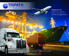Your World Wide Total Logistics Solutions and Service Provider.