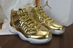 Products Descriptions:  Air Jordan 11 Pinnacle Metallic Gold White Kawhi Leonard Basketball Shoes  SIZE AVAILABLE: (Men)US7=UK6=EUR40 (Men)US7.5=UK6.5=EUR40.5 (Men)US8=UK7=EUR41 (Men)US8.5=UK7.5=EUR42 (Men)US9=UK8=EUR42.5 (Men)US9.5=UK8.5=EUR43 (Men)US10=UK9=EUR44 (Men)US10.5=UK9.5=EUR44.5 (Men)US11=UK10=EUR45 (Men)US12=UK11=EUR46 (Men)US13=UK12=EUR47.5 Tags: Air Jordan 11,Nike Air Jordan 11,Air Jordan 11 Retro Model: AIRJORDAN11-AJE406-122 5 Units in Stock Manufactured by: NIKEAIRJORDAN11 Nike Air Jordan 11, Nike Sb, Stephen Curry Shoes, Shoe Gallery, White Shoes, Basketball Shoes, Men's Shoes, Shoes Sneakers, Shoes Online