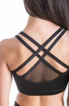 Eurotard 59891 Strappy Crop Top is perfect for wearing with shorts or leggings! Fitness Before After, Athletic Outfits, Athletic Wear, Sport Fashion, Fitness Fashion, Fitness Outfits, Fashion Tips, Dance Outfits, Sport Outfits