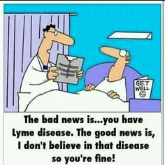Lyme is a fat soluble infection that may reside in fatty tissues like the liver & gallbladder.  Because it hides in the fat & in biofilms rather than in blood,testing for Lyme results in negative findings no matter what test is used.  Symptoms of Lyme are vague & can result in chronic fatigue, rashes, joint pain, flu like symptoms, weakness, headaches & fever.  With this disease (caused by the elusive spirochete) being so difficult to diagnose & then treat, what can you do? Look into the PK…