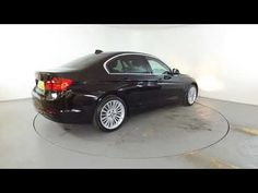 BMW 3 SERIES 318 D LUXURY - Air Conditioning - Alloy Wheels - Bluetooth - Cruise Control - DAB Radio - Spare Key | In black with 81000 miles on the clock.