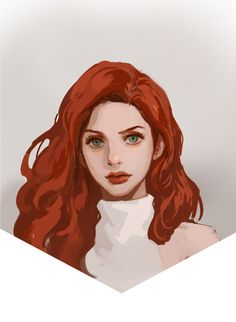 Redhead Characters, Dnd Characters, Oc Manga, Manga Anime Girl, Character Inspiration, Character Art, Character Design, Redhead Art, Oc Drawings