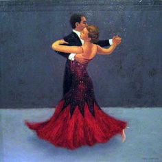Realism+Painting+Couple+Dancing | any size on design for alphabet couples hand painted couples