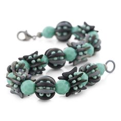 Spin With Me Bracelet | Fusion Beads Inspiration Gallery