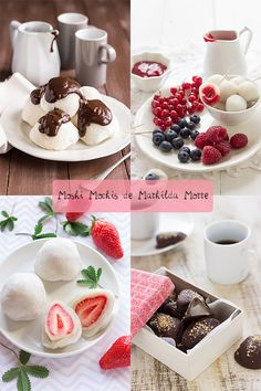 ... about Mochi on Pinterest | Matcha, Mochi Ice Cream and Butter Mochi