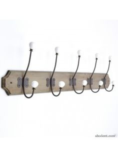 The Homestead Coat Rack