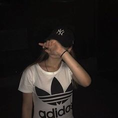Image about girl in Adidas💲💰😍👕 by Mafalda Seguro Girl Photo Poses, Girl Photos, My Photos, Tumbrl Girls, Sad Movies, Instagram Pose, Tumblr Photography, Just Girl Things, Only Fashion