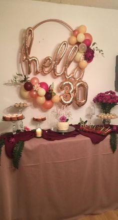Die 25 Besten Bilder Von Geburtstag Geburtstag 30ter