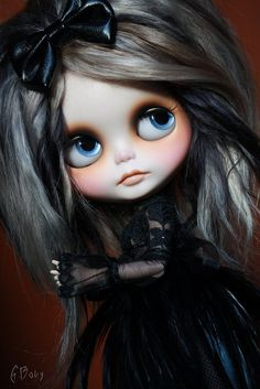there's just something about her. Been wanting one customized to look like Bellatrix! She is pretty close