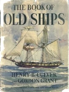 old book of ships