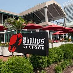 Phillips Seafood <3 Harborplace <3 Baltimore, Maryland