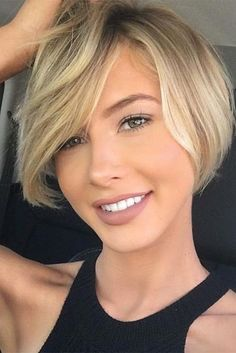 10 Most Amazing Short Haircuts For Women (2018)