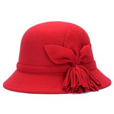 Red Cheap Casual Style Online Free Shipping at DressLily.com Hat Stores 7b6c3a0dde4