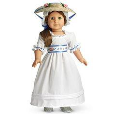 Felicity's Summer Dress (retired) - American Girl Dolls