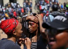 """Here's why student protests have turned violent. """"Burn to be heard."""" This chilling statement has been doing the rounds through word of mouth and social media on South African campuses in recent weeks. student-protests-the-conversation End Of Apartheid, University Of The Witwatersrand, Tertiary Education, Word Of Mouth, Social Work, Social Media, South Africa, Chilling, Africa"""