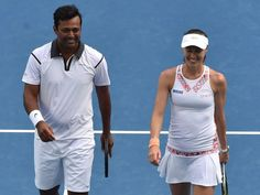 Leander Paes Martina Hingis conquers Paris but still doubtful in Rio 2016 Olympics
