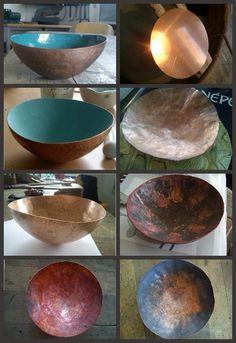 Bowl, workflow