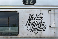 New York - New Haven and Hartford