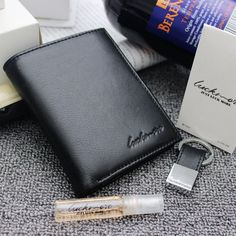 Fashion Style Genuine Leather Wallet with Credit Card Holder