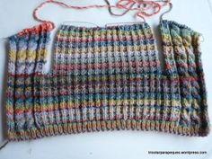 02-p1090934 Knitting For Kids, Plaid Scarf, Lana, Crochet Top, 18th, Baby Boy, Pullover, Zip, Boys