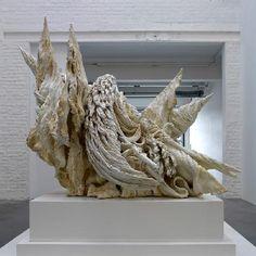 Anne Wenzel - Sculptures Splendid surrender 2012