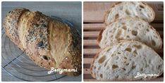 Egyszerű kovászos kenyér – Alaprecept – Betty hobbi konyhája Bread, Food, Cats, Gatos, Brot, Essen, Baking, Meals, Breads