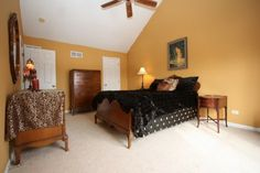Bedroom Colors #RealEstate #Illinois #HouseForSale