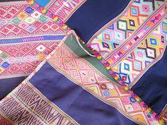 Thai fabrics