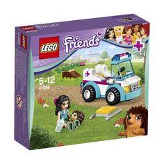 Lego Friends: Mobile Pet Care (41086)  Manufacturer: LEGO Enarxis Code: 014731 #toys #Lego #friends #ambulance