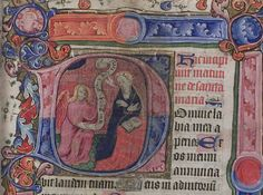 This particular Book of Hours is of special significance as its first known owner was King Richard III and it is thought that it would have been kept in his tent at the Battle of Bosworth. The volume includes a prayer which was apparently written by Richard in the first-person singular, praying for deliverance from various forms of affliction, sickness and danger.