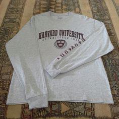 60d73f61 Depop - The creative community's mobile marketplace. Harvard CollegeHarvard  UniversityVintage ChampionCollege ShirtsGraphic Sweatshirt