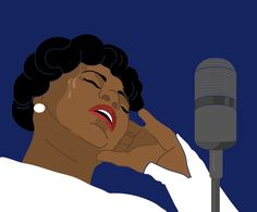 Ella Fitzgerald - Level 1 |In 1958 Fitzgerald was the first African American female to win at the inaugural show of the Grammys and won thirteen Grammy Awards in total in her lifetime. Ella received the Grammy Lifetime Achievement Award in 1967. Ella Fitzgerald died on June 15, 1996, in Beverly Hills, CA. Apollo Theater, Lifetime Achievement Award, Ella Fitzgerald, Him Band, Music Lessons, Her Music, Orchestra, African, Singer