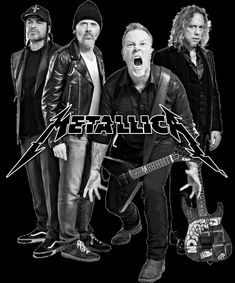 Metallica Band & Logo