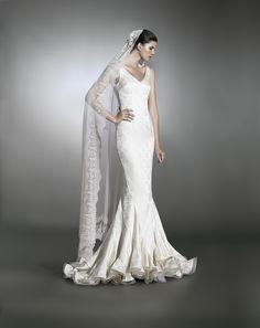 Vestidos de novia hechos en casa