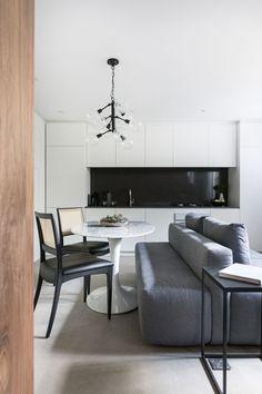 Apartamento pequeno: soluções de decoração em 37 m² (Foto: ©Marcelo Donadussi)