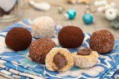 Tartufini+di+pandoro+mascarpone+e+Nutella