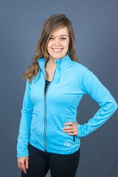 Purelime Gym Addict Jacket Blauw - €59,95